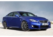 Lexus IS-F Alloy Wheels
