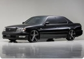 Lexus LS-400 Alloy Wheels