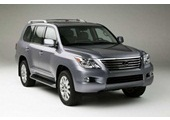 Lexus LX-470 Alloy Wheels