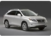 Lexus RX-350 Alloy Wheels