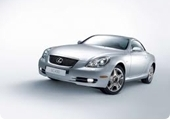 Lexus SC-430 Alloy Wheels