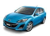 Mazda 3 Alloy Wheels