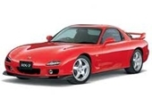 Mazda RX-7 Alloy Wheels