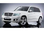 Mercedes GLK Alloy Wheels