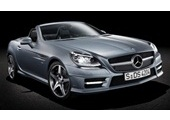 Mercedes SLK350 Alloy Wheels