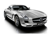 Mercedes SLS-AMG Alloy Wheels