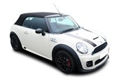 Mini Cabrio-John-Cooper-Works Alloy Wheels