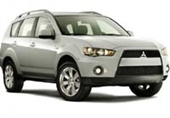 Mitsubishi Outlander Alloy Wheels