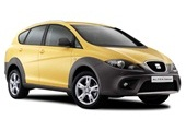 Seat Altea-Freetrack Alloy Wheels