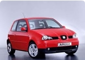 Seat Arosa Alloy Wheels
