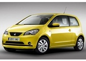 Seat Mii Alloy Wheels