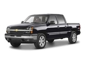 Chevrolet-GM Silverado-1500 Alloy Wheels