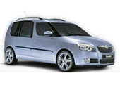 Skoda Roomster Alloy Wheels