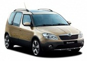 Skoda Roomster-Scout Alloy Wheels