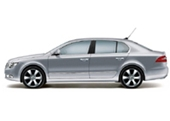 Skoda Superb Alloy Wheels