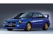 Subaru Impreza-WRX Alloy Wheels