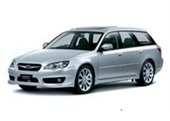 Subaru Legacy Alloy Wheels