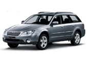 Subaru Outback Alloy Wheels