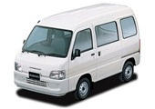 Subaru Sambar Alloy Wheels