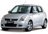 Suzuki Swift Alloy Wheels