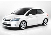 Toyota Auris-Kompressor Alloy Wheels