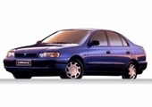 Toyota Carina Alloy Wheels