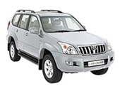 Toyota Land-Cruiser Alloy Wheels