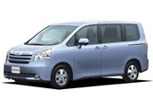 Toyota Noah Alloy Wheels