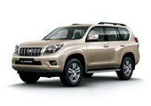 Toyota Prado Alloy Wheels