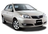 Toyota Vios Alloy Wheels