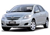 Toyota Yaris Alloy Wheels