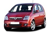 Vauxhall Meriva-VXR Alloy Wheels