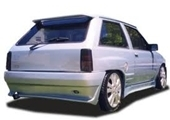 Vauxhall Nova Alloy Wheels