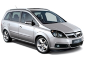 Vauxhall Zafira Alloy Wheels