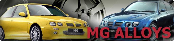 MG-Rover Alloys