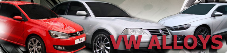 Volkswagen Golf MK4 Alloy Wheels