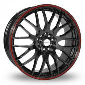 Calibre Motion 2 Alloy Wheels