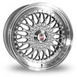 Calibre Vintage Alloy Wheels