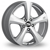 MSW 19 Rims Tires