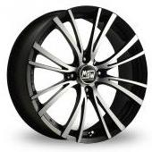 MSW 20-4 Alloy Wheels