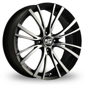 MSW 20-4 Rims Tires