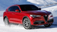 Alfa Romeo Stelvio Alloy Wheels and Tyre Packages.