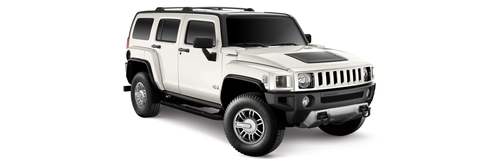 Hummer Alloy Wheels and Tyre Packages.