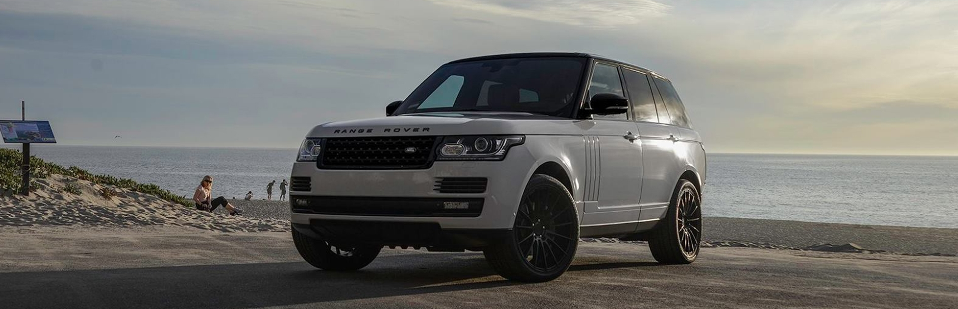 Land Rover Alloy Wheels and Tyre Packages.