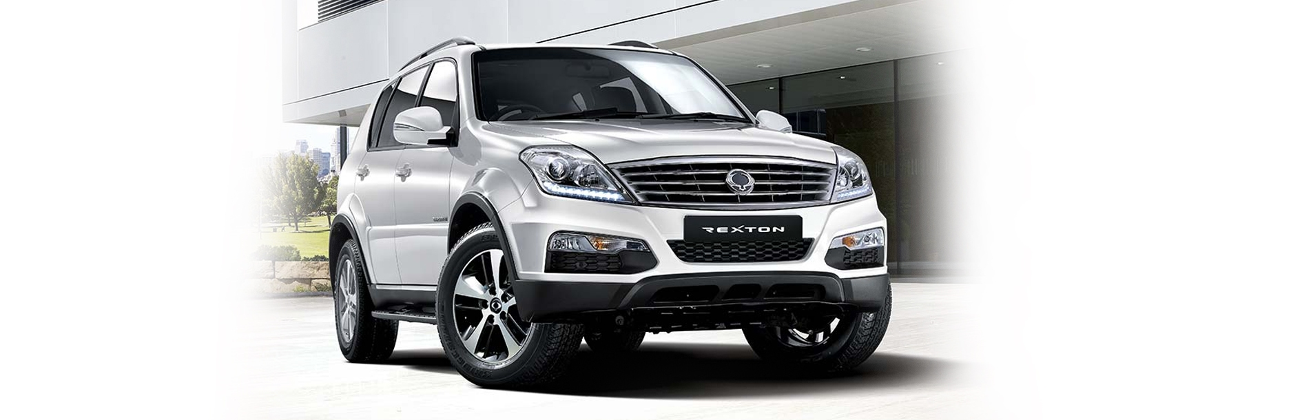 Ssangyong Alloy Wheels and Tyre Packages.