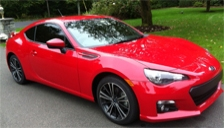 Subaru BRZ Alloy Wheels and Tyre Packages.