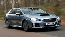 Subaru Levorg Alloy Wheels and Tyre Packages.