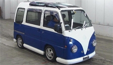Subaru Sambar Alloy Wheels and Tyre Packages.