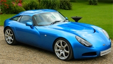 TVR T350 Alloy Wheels and Tyre Packages.