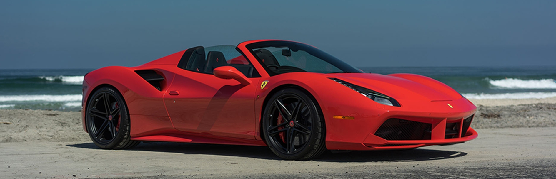 Ferrari Alloy Wheels and Tyre Packages.